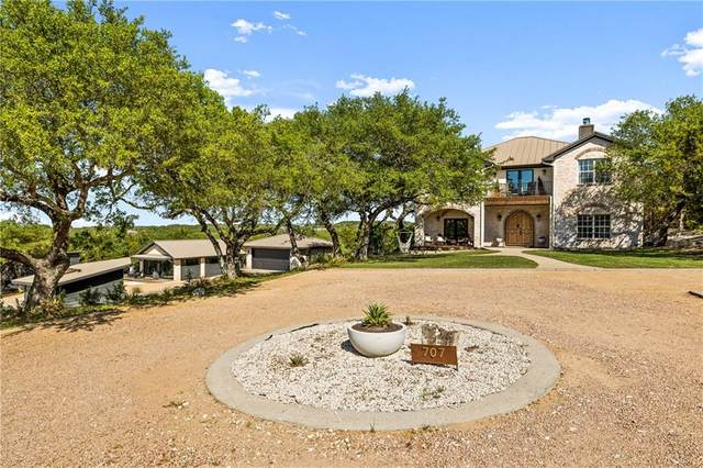 707 Blue Hills Dr, Dripping Springs, TX 78620 (#2488649) :: Sunburst Realty