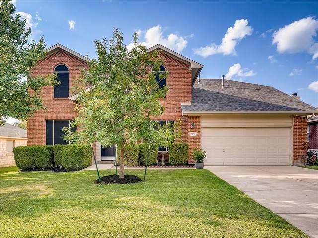 2309 Candle Ridge Trl, Georgetown, TX 78626 (#2489335) :: Papasan Real Estate Team @ Keller Williams Realty