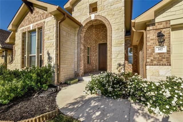 317 Landing Ln, Leander, TX 78641 (MLS #2495957) :: Vista Real Estate
