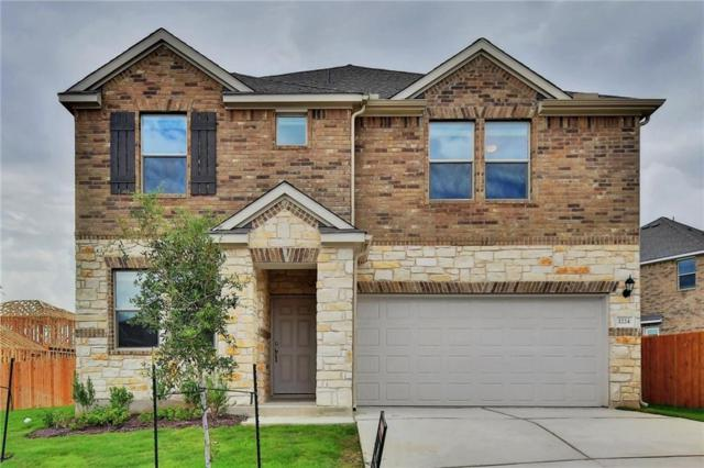 1224 Hawk Feather Trail, Leander, TX 78641 (#2499714) :: The Heyl Group at Keller Williams