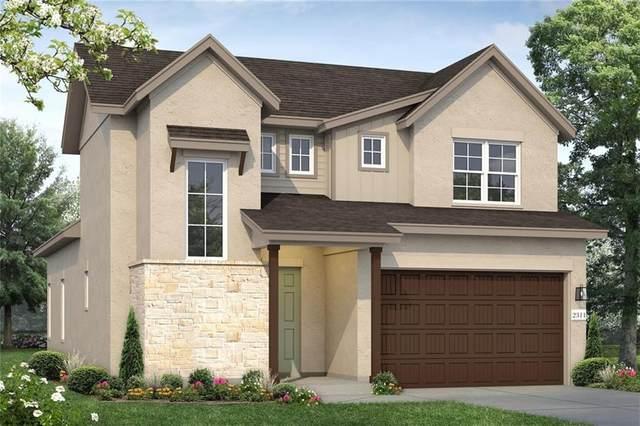 601 C-Bar Ranch Trail #24, Cedar Park, TX 78613 (#2501295) :: Papasan Real Estate Team @ Keller Williams Realty