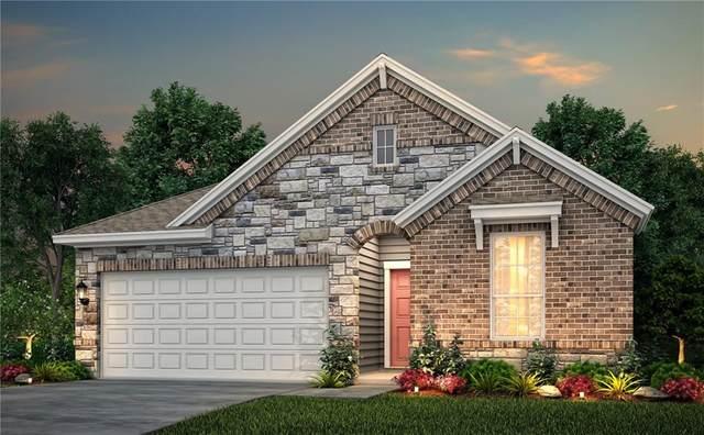 5308 Vanner Path, Georgetown, TX 78626 (#2505972) :: Ben Kinney Real Estate Team