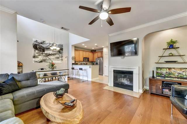 1807 Jentsch Ct B, Austin, TX 78745 (#2508245) :: Realty Executives - Town & Country