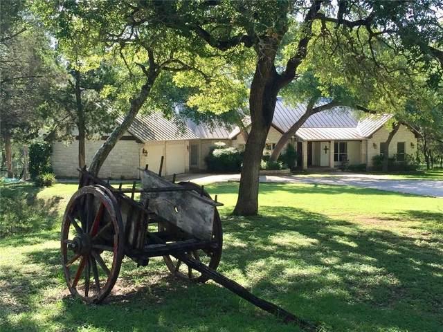412 Rancho Grande Dr, Wimberley, TX 78676 (#2511810) :: Papasan Real Estate Team @ Keller Williams Realty