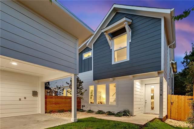 1119-B Estes Ave, Austin, TX 78721 (#2515647) :: Ana Luxury Homes