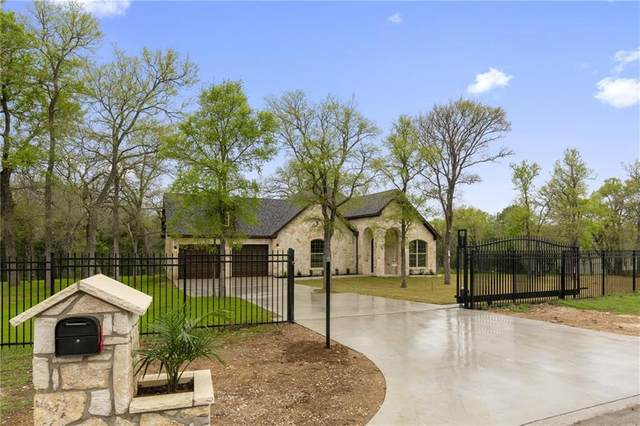 156 Creekwood Trl, Cedar Creek, TX 78612 (#2540245) :: The Heyl Group at Keller Williams