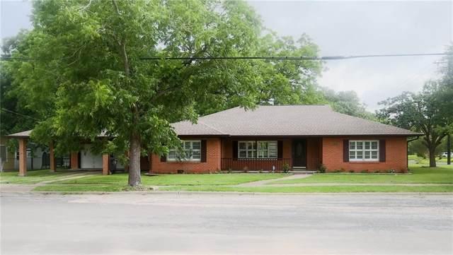 501 Baumgarten St, Schulenburg, TX 78956 (#2552369) :: Azuri Group | All City Real Estate