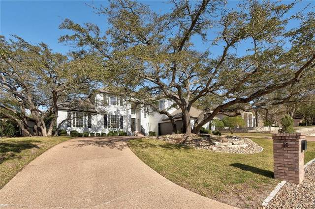 16 Hedgebrook Way, The Hills, TX 78738 (#2569996) :: Realty Executives - Town & Country