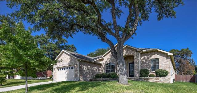 6011 Marble Falls Dr, Killeen, TX 76542 (#2573010) :: The Perry Henderson Group at Berkshire Hathaway Texas Realty
