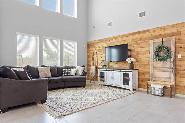 4004 Rhythmic Dr, Pflugerville, TX 78660 (#2584058) :: Ben Kinney Real Estate Team