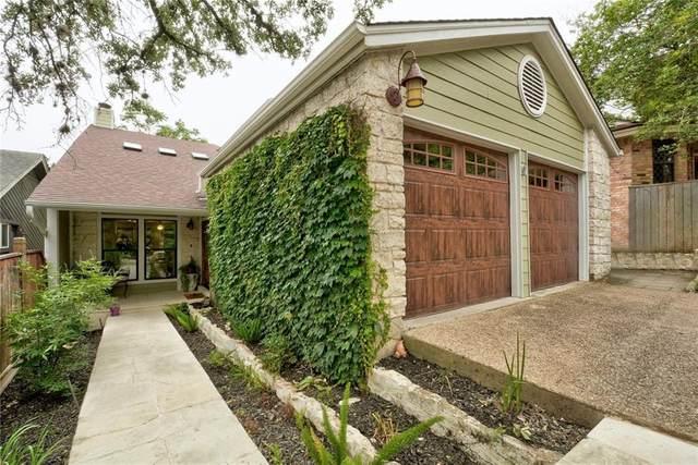 4607 Lime Stone Cir, Austin, TX 78731 (#2602573) :: Papasan Real Estate Team @ Keller Williams Realty