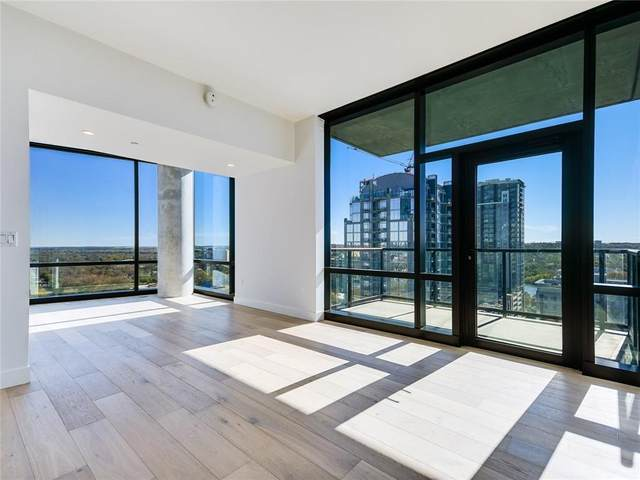 70 Rainey St #1501, Austin, TX 78701 (#2612721) :: Papasan Real Estate Team @ Keller Williams Realty