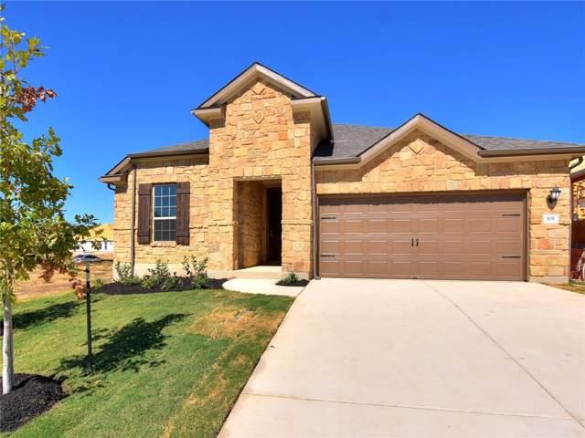 105 Windom Way, Georgetown, TX 78626 (#2617236) :: R3 Marketing Group