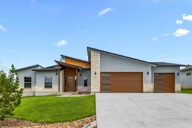 20304 Rockpark Ln, Lago Vista, TX 78645 (#2622074) :: Papasan Real Estate Team @ Keller Williams Realty