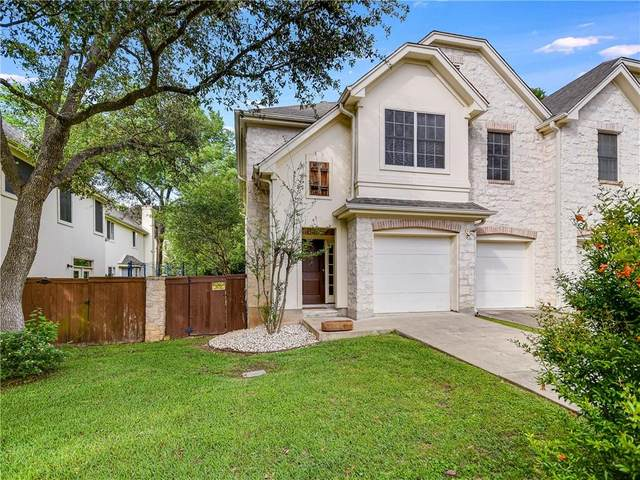 402 E 32nd St 1-A, Austin, TX 78705 (#2630447) :: Lucido Global