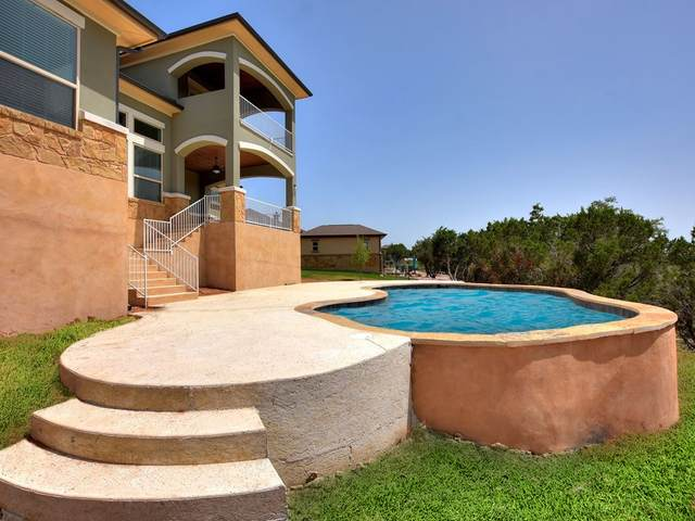 104 Coopers Hill Rd, Georgetown, TX 78633 (#2654571) :: The Perry Henderson Group at Berkshire Hathaway Texas Realty