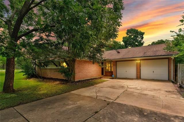 5722 Wellington Dr, Austin, TX 78723 (#2657306) :: Zina & Co. Real Estate