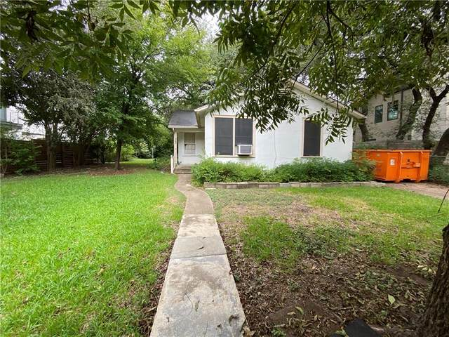 2610 Oak Crest Ave, Austin, TX 78704 (#2662898) :: Realty Executives - Town & Country