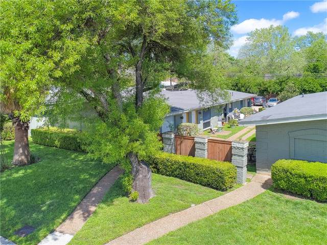 614 W 51st St, Austin, TX 78751 (#2666470) :: The Perry Henderson Group at Berkshire Hathaway Texas Realty