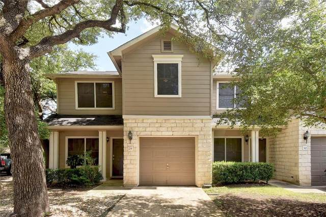 4501 Whispering Valley Dr #29, Austin, TX 78727 (#2674806) :: Green City Realty