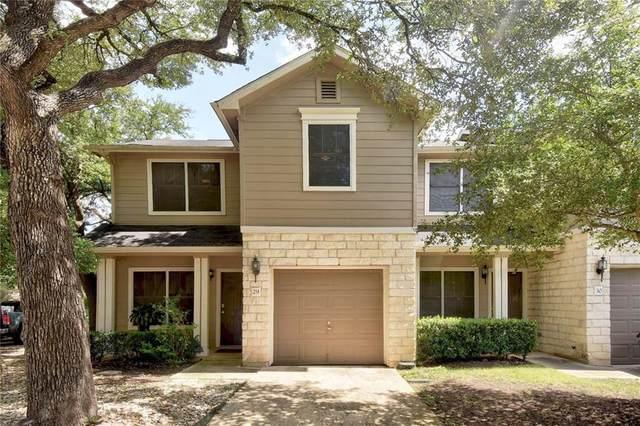 4501 Whispering Valley Dr #29, Austin, TX 78727 (#2674806) :: Ben Kinney Real Estate Team
