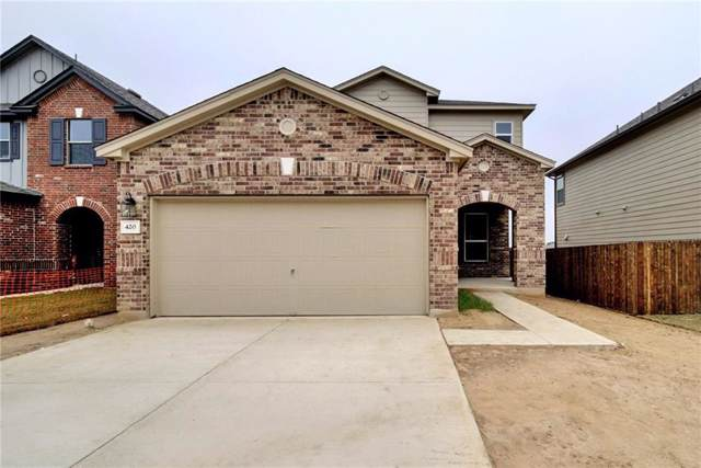 420 Conchillos Dv, Georgetown, TX 78626 (#2675464) :: Zina & Co. Real Estate