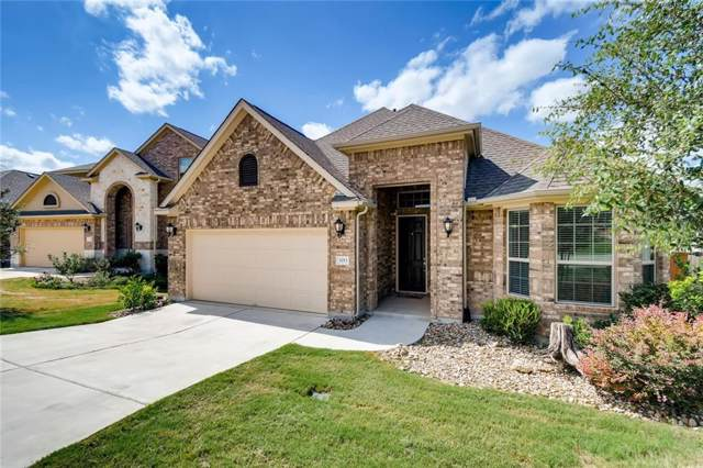 3013 Scout Pony Dr, Leander, TX 78641 (#2703500) :: The Perry Henderson Group at Berkshire Hathaway Texas Realty