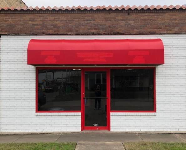 103 W 5th St, Taylor, TX 76574 (#2716039) :: The Heyl Group at Keller Williams