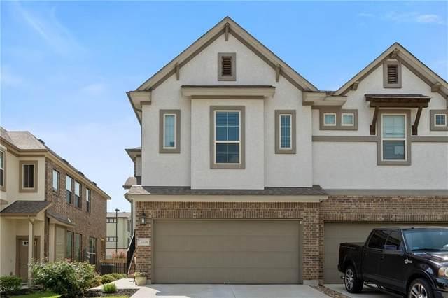 2212 Dillon Pond Ln A, Pflugerville, TX 78660 (#2738019) :: Papasan Real Estate Team @ Keller Williams Realty