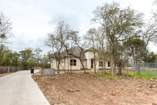 203 W Red Bud Meadow Ct, Georgetown, TX 78633 (#2739283) :: The Heyl Group at Keller Williams