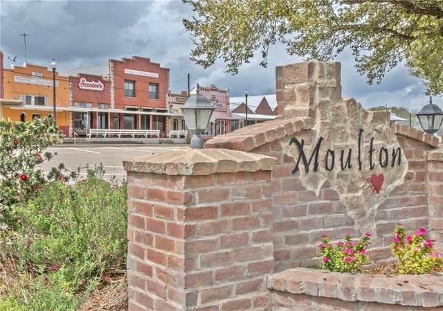 111 & 113 N Main St, Moulton, TX 77975 (#2759028) :: Lauren McCoy with David Brodsky Properties
