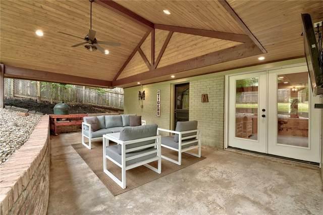 1508 Betty Jo Dr, Austin, TX 78704 (#2760704) :: Papasan Real Estate Team @ Keller Williams Realty