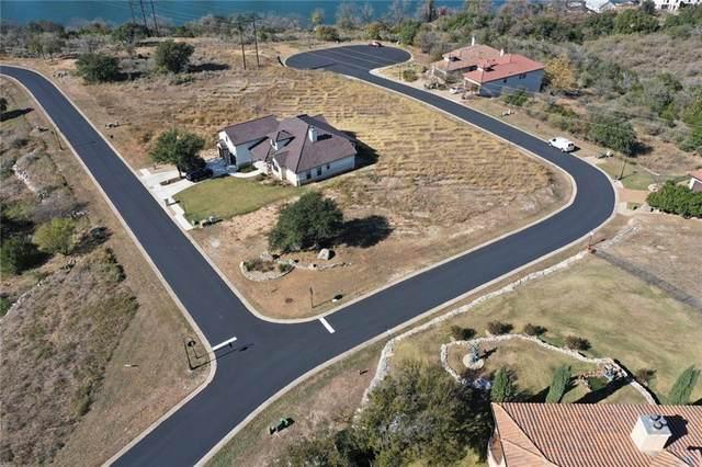 Lot 17 Pantera Cir, Marble Falls, TX 78654 (#2761242) :: Realty Executives - Town & Country
