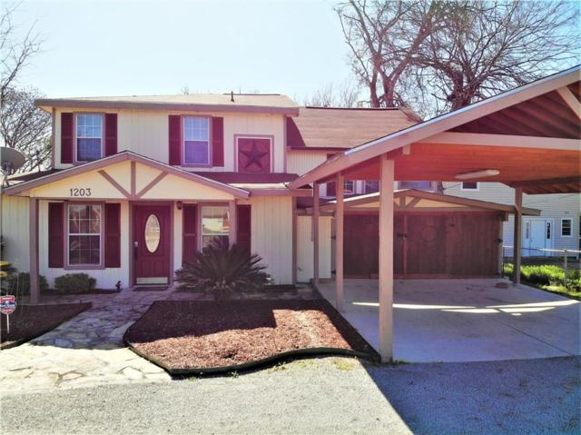 1203 Lone Star Dr, New Braunfels, TX 78130 (#2762955) :: The Heyl Group at Keller Williams