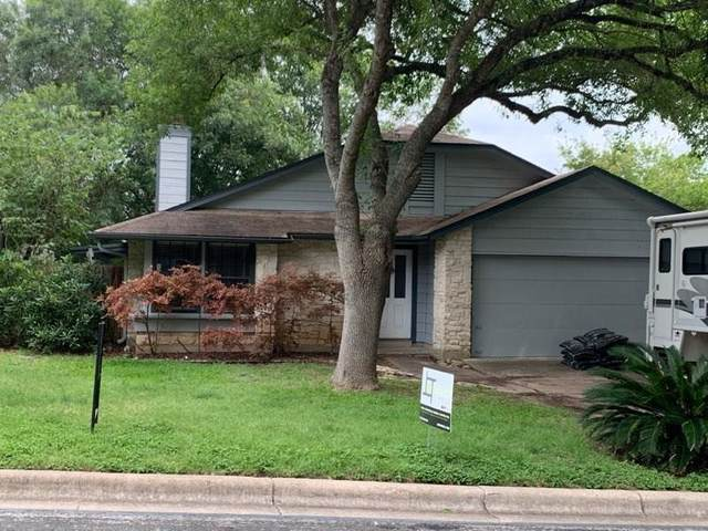 3001 Norfolk Dr, Austin, TX 78745 (#2764510) :: Ben Kinney Real Estate Team