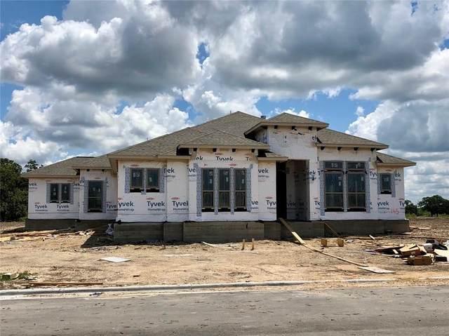 145 Arbolado Loop, Liberty Hill, TX 78642 (#2766857) :: The Perry Henderson Group at Berkshire Hathaway Texas Realty