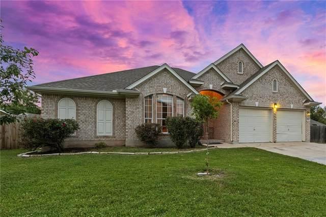 806 Stevenage Dr, Pflugerville, TX 78660 (#2769666) :: Papasan Real Estate Team @ Keller Williams Realty