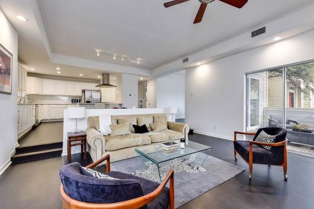 1704 Newning Ave A, Austin, TX 78704 (#2780491) :: Lauren McCoy with David Brodsky Properties