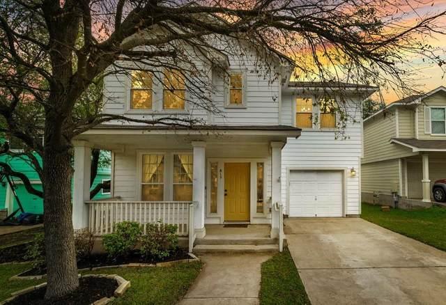 815 Bogart Rd, Cedar Park, TX 78613 (#2787641) :: Zina & Co. Real Estate