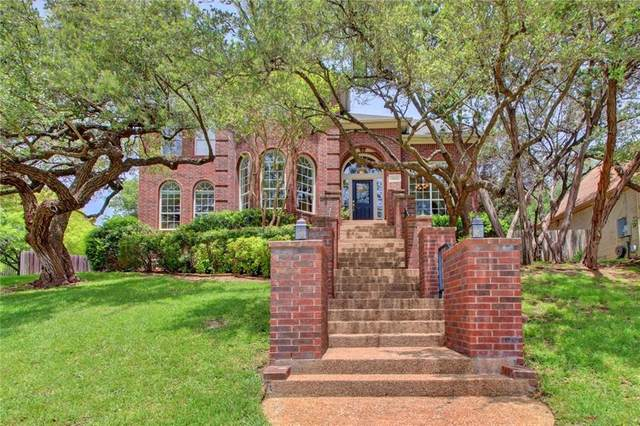 9710 Scenic Bluff Dr, Austin, TX 78733 (#2792974) :: All City Real Estate