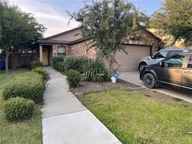 816 Estes Park, Taylor, TX 76574 (#2801523) :: Papasan Real Estate Team @ Keller Williams Realty