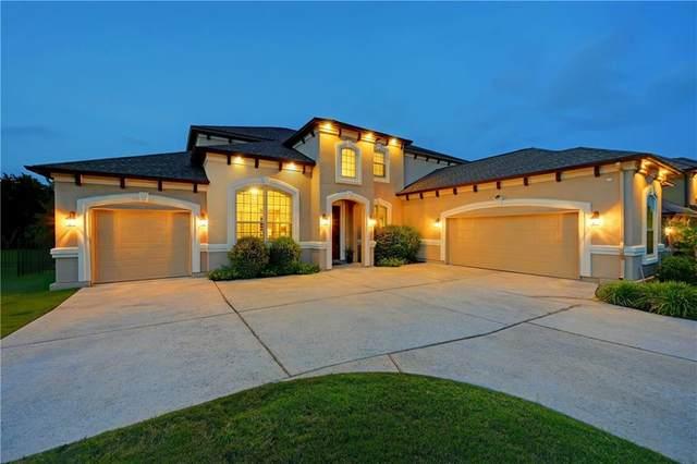 2408 Parisio Ct, Leander, TX 78641 (#2803734) :: Ben Kinney Real Estate Team