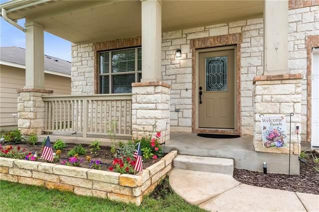 108 Quarry Ln, Liberty Hill, TX 78642 (#2823934) :: The Myles Group | Austin