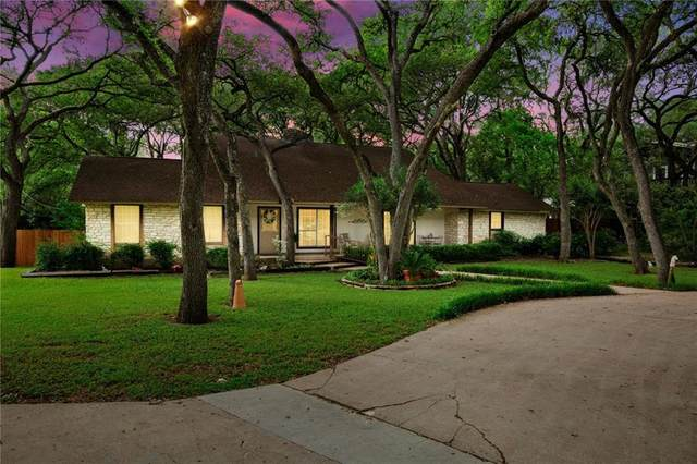 107 Reveille Rd, West Lake Hills, TX 78746 (#2843938) :: The Perry Henderson Group at Berkshire Hathaway Texas Realty