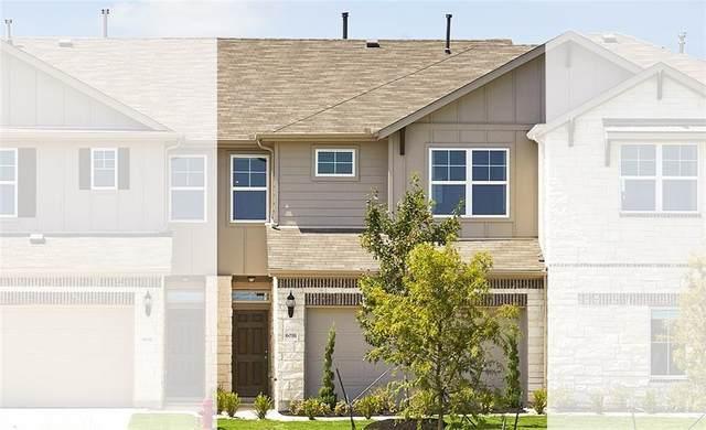 603B Dusky Sap Ln, Pflugerville, TX 78660 (MLS #2863737) :: Vista Real Estate