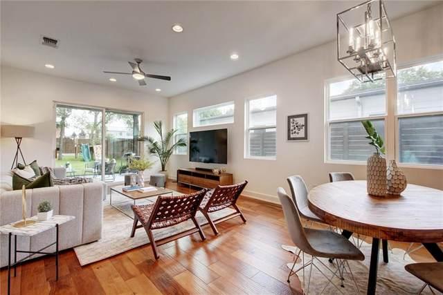 1102 Saucedo St B, Austin, TX 78721 (#2863748) :: Papasan Real Estate Team @ Keller Williams Realty