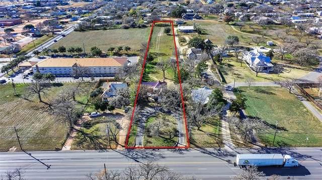 614 S Washington St, Fredericksburg, TX 78624 (#2864123) :: Lauren McCoy with David Brodsky Properties