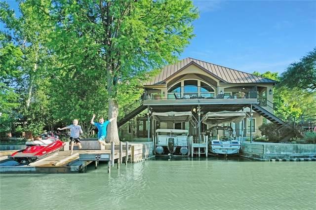 126 Spyglass Rd, Mcqueeney, TX 78123 (#2872181) :: Papasan Real Estate Team @ Keller Williams Realty