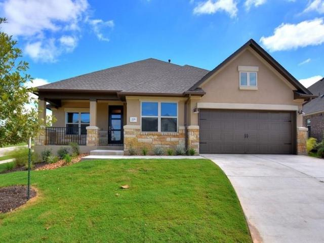 228 Canyon View Rd, Georgetown, TX 78628 (#2885611) :: KW United Group