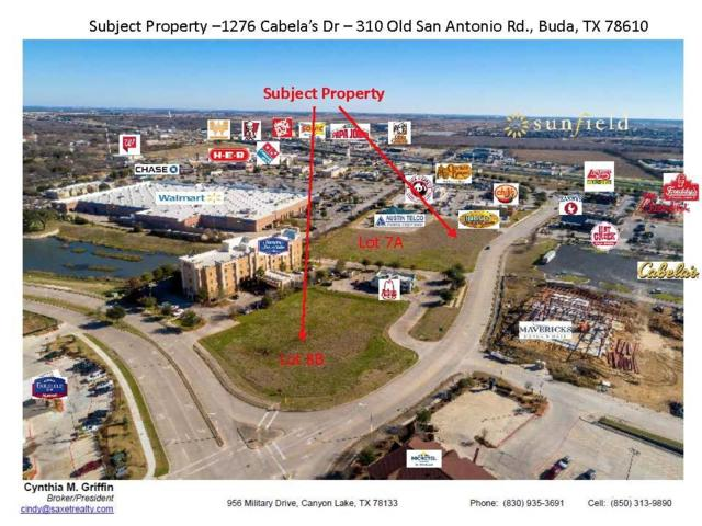310 Old San Antonio Rd, Buda, TX 78610 (#2887320) :: Papasan Real Estate Team @ Keller Williams Realty